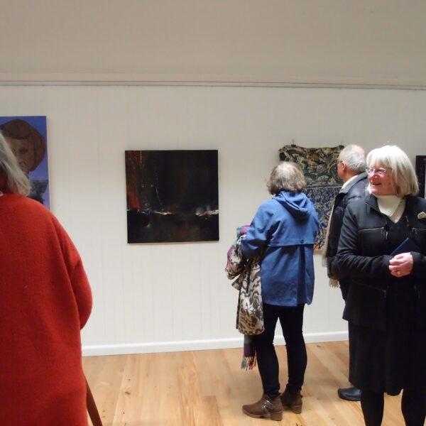 Jane Barry's work, The Longest Night