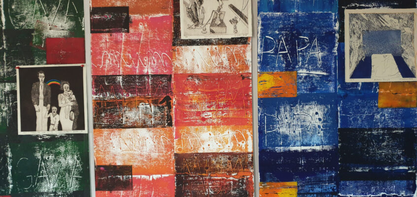 Dredging – a new history – three women printmaking – Tiffany Thornley – Jane Zusters – Robyn Webster: 9 Aug – 18 Sept 2021